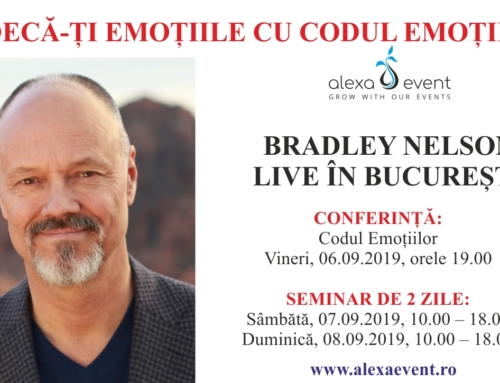 BRADLEY NELSON LIVE IN BUCURESTI!